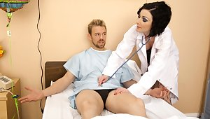 I'm Not A Doctor, obstruction I Play One on Brazzers